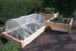 Harrod Horticultural Raised Bed System