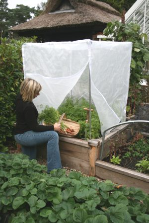 Harrod Horticultural Raised Bed System Cover Hoops