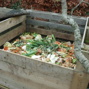 Garden compost making How To Compost With A Compost Pile