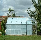 Shading Greenhouse Tomatoes