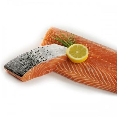 Salmon - Great With Asparagus